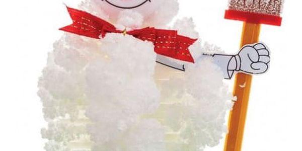 Magický rostoucí sněhulák