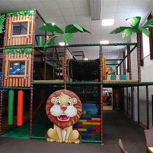 Celodenní vstup do Dětského světa Lvíček pro 1 dítě do 15 let