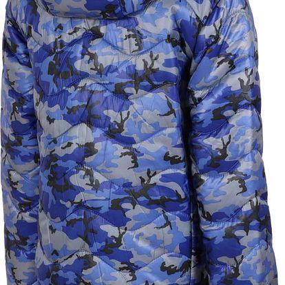 Dětská zateplená bunda Alpine Pro Almo, velikosti 104-170