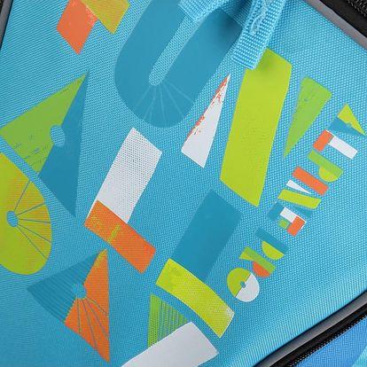 tský batoh značky Alpine Pro Veaho v modré barvě