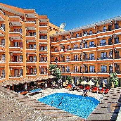Turecko - Alanya na 8 až 11 dní, all inclusive s dopravou letecky z Prahy 100 m od pláže