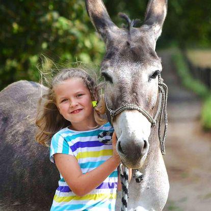 Den pro děti: příroda a ekofarma se zvířátky