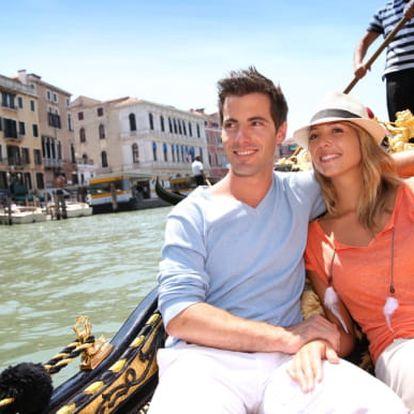 Itálie - 3denní zájezd do Benátek pro 1 osobu v březnu/dub