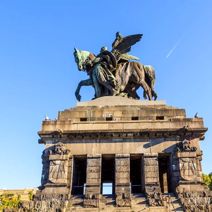 4denní zájezd do Německa pro 1 osobu vč. ubytování a dopravy