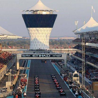 Letecký zájezd na F1 Abu Dhabi pro 1 os., 22. - 26. 11. 2018