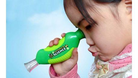 Dětský ruční mikroskop