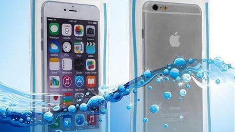 Svíticí vodotěsné pouzdro nejen na mobil ve 4 barvách