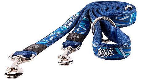 Modré vodítko pro psy Fancy Dress Navy Zen