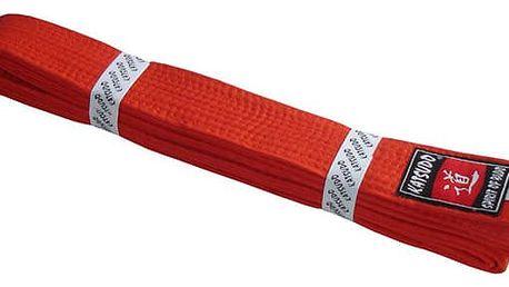 Effea KATSUDO 32714 Pásek ke kimonu - oranžový