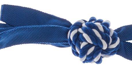 Hračka Rogz CowBoyz provazová modrá M
