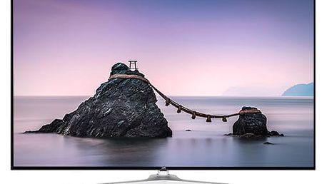 Televize JVC LT-55VU10J černá