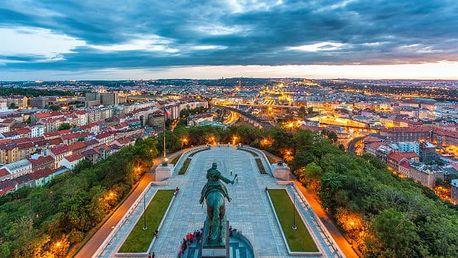 Praha nedaleko centra s dětmi zdarma