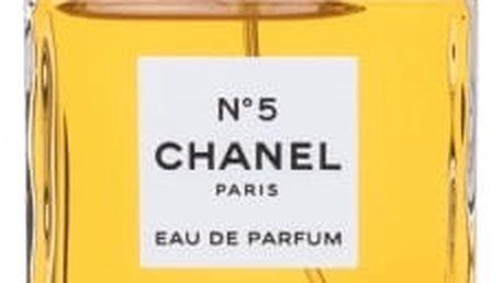 Chanel No.5 50 ml parfémovaná voda tester pro ženy