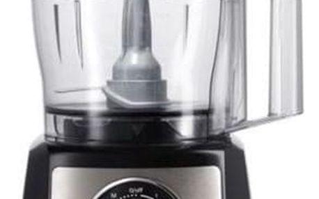 Kuchyňský robot Bosch MCM3501M černý/nerez