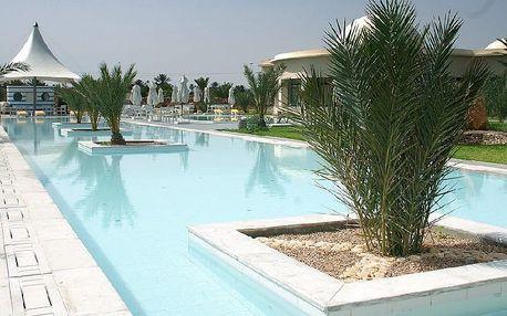 Tunisko - Djerba na 8 dní, all inclusive s dopravou letecky z Prahy 250 m od pláže