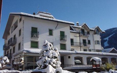 Itálie - Aprica na 4 až 8 dní, polopenze s dopravou vlastní