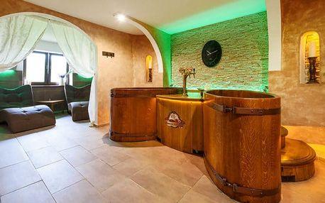 3–7denní podzimní wellness pobyt pro 2 s polopenzí v hotelu Beskyd**** v Beskydech