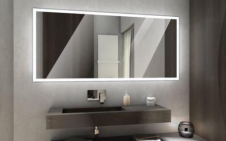 Koupelnová zrcadla s led podsvícením od známé belgické firmy AGC