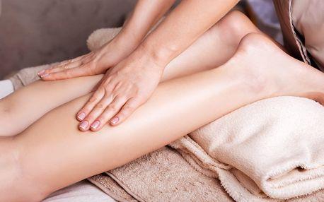 Ruční detoxikační lymfatická masáž celého těla