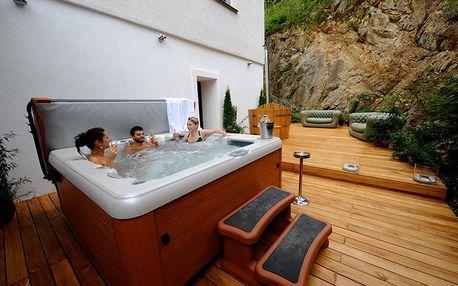 Ostredok, Tatry: 3-7 dní pro dva s polopenzí a wellness