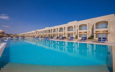 Egypt - Sharm El Sheikh na 8 až 15 dní, all inclusive s dopravou letecky z Prahy 900 m od pláže