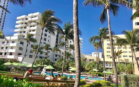 Letecký poznávací zájezd na floridu pro 1 osobu + ubytování
