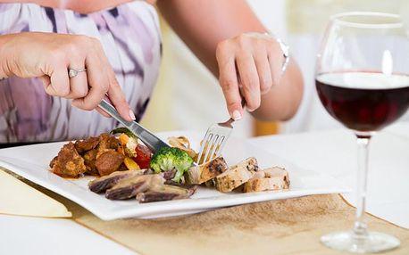 Maďarsko na 8 dní pro 1 osobu či rodinu s polopenzí, wellness