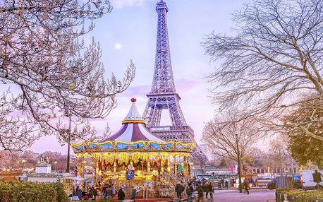 Kouzlo adventu v Paříži a ve Versailles na 1 noc