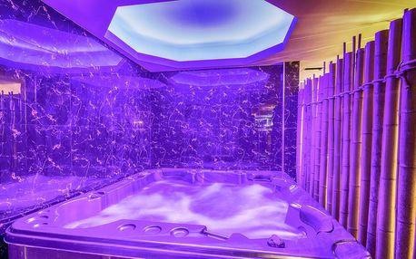 Luxusní pobyt v Miraj Resortu s polopenzí a mořským wellness