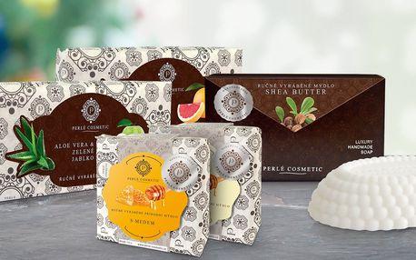 Přírodní mýdla od českého výrobce Topvet