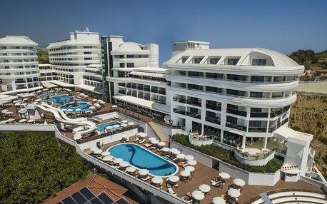 Turecko - Alanya na 8 až 11 dní, all inclusive s dopravou letecky z Prahy 250 m od pláže