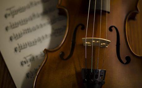 Zářijové koncerty v Zrcadlové kapli Klementina