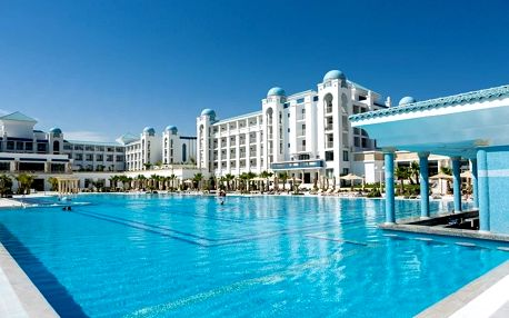 Tunisko - Port El Kantaoui na 8 až 12 dní, all inclusive s dopravou letecky z Prahy nebo Brna
