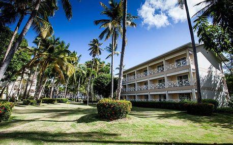 Dominikánská republika - Punta Cana na 8 až 9 dní, all inclusive s dopravou letecky z Prahy přímo na pláži