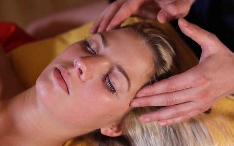 Indická masáž hlavy, kurz v Ostravě 14. 10. 2018