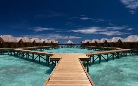 Maledivy - Jižní Atol Male na 10 dní, plná penze, polopenze nebo snídaně s dopravou letecky z Prahy přímo na pláži