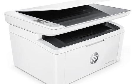 Tiskárna multifunkční HP LaserJet Pro MFP M28w bílý (W2G55A#B19)