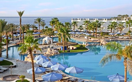 Egypt - Sharm El Sheikh na 8 až 15 dní, all inclusive nebo ultra all inclusive s dopravou letecky z Prahy přímo na pláži