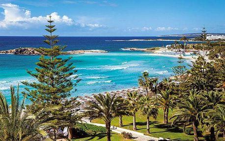8denní letecký zájezd na Kypr pro 1 osobu s ubytováním