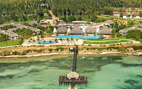 Zanzibar - Pwani Mchangani na 12 dní, polopenze s dopravou letecky z Bratislavy