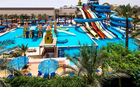 Egypt - Hurghada na 8 dní, all inclusive s dopravou letecky z Ostravy nebo Prahy přímo na pláži