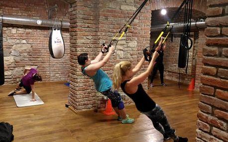 Ukázkový kruhový trénink v délce 60-90 minut