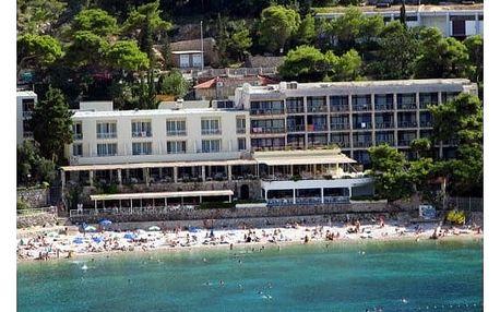 Chorvatsko - Dubrovník na 4 až 11 dní, polopenze s dopravou vlastnã nebo vlastní 20 m od pláže