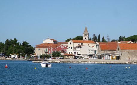 Chorvatsko: 7 nocí ve vybaveném mobilhomu pro 1 osobu