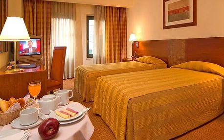Portugalsko pro dva v Hotelu*** poblíž centra Lisabonu + snídaně