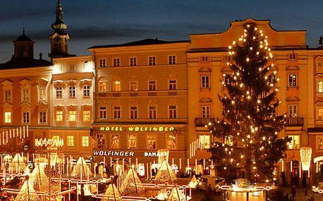Sobotní zájezd na nejkrásnější rakouské trhy ve městě Linec