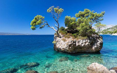 Víkendové koupání v Chorvatsku pro 1 osobu: 3denní výlet busem