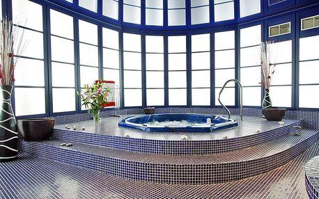 Česká Lípa: Dámská jízda snů v luxusním hotelu s wellness, procedurami, polopenzí a dalšími slevami