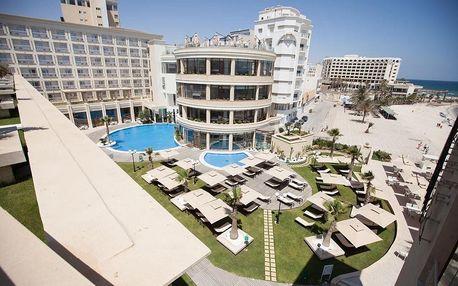 Tunisko - Sousse na 8 až 12 dní, all inclusive nebo polopenze s dopravou letecky z Prahy