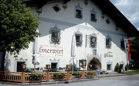 Rakousko, 4 dny pro 1 osobu s polopenzí + děti do 12 let zdarma